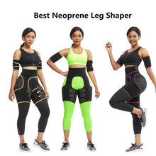 Load image into Gallery viewer, High Waist Slim Thigh Shapers Trimmer and Butt Lifter