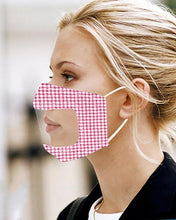 Load image into Gallery viewer, STUDDED EAR LOOP BREATHABLE MOUTH MASK REUSABLE(BUY 2 GET 10% OFF)
