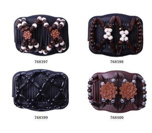 Multifunction Hair Double Clips