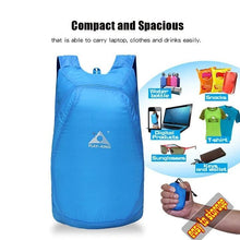 Load image into Gallery viewer, Mini Waterproof Foldable Backpack