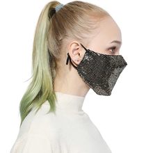 Load image into Gallery viewer, PUUURE Sequin Mask