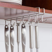Load image into Gallery viewer, Stainless Steel Kitchen Storage Rack