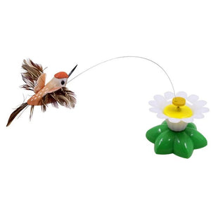 Flying Bird Toy For Cats