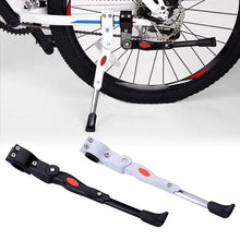 Load image into Gallery viewer, Adjustable Road Bicycle Kickstand Parking Rack for MTB - eandujar