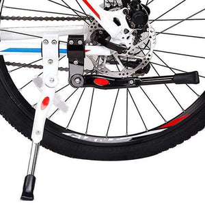 Adjustable Road Bicycle Kickstand Parking Rack for MTB - eandujar