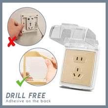 Load image into Gallery viewer, Waterproof Electrical Outlet Cover