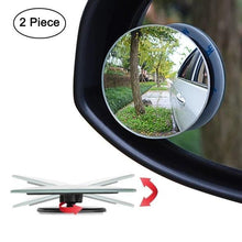Load image into Gallery viewer, Car Adjustable Angle Blind Spot Assisted Mirror