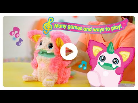 TOMY RIZMO Your Evolving Musical Friend Interactive Plush Toy BERRY