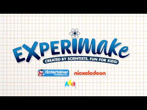 Addo Nickelodeon Slide & Slim Adhesives Making Experiment Game- The Entertainer Egypt