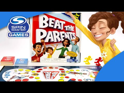 Spin Master Beat the Parents - The Entertainer Egypt