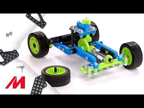 Meccano Innovation Sets Kit Advanced Machines - the entertainer egypt
