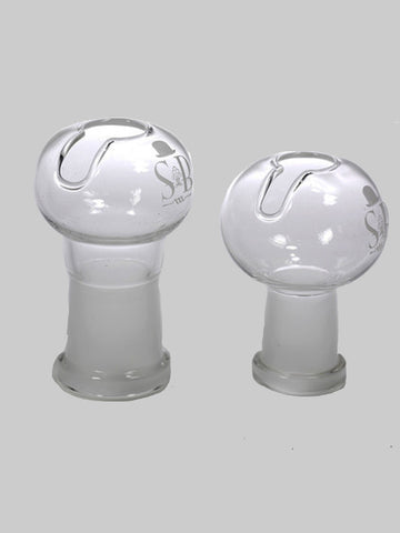 Concentrator Dome Clear - Open Side