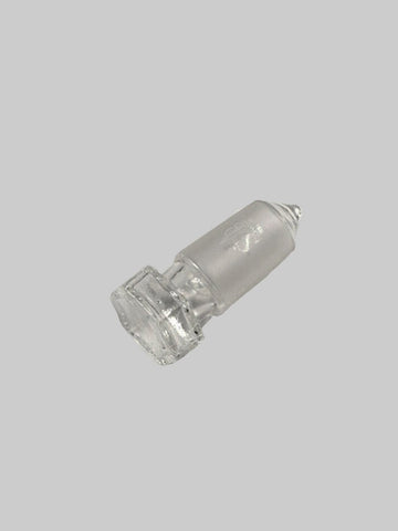 HEX TOP GLASS STOPPER 19mm