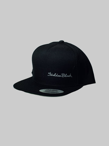 Sheldon Black Snapback