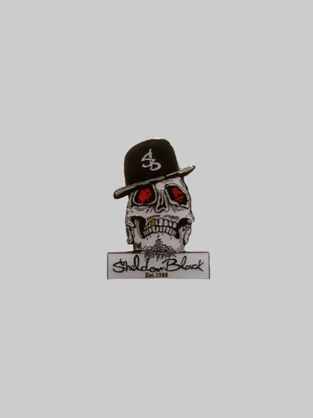 "Sheldon Black® Hat Pin ""I'm Hit"""