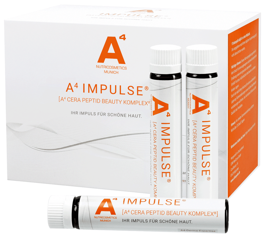A⁴ IMPULSE® Trinkampullen