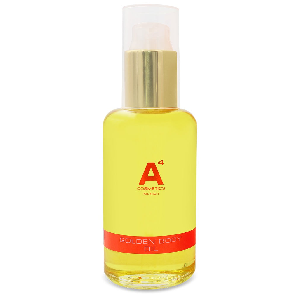 A⁴ Golden Body Oil (5492281049250)