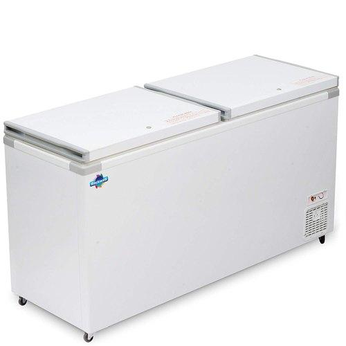 416 Ltrs SFR 450 DD Chest Freezer, Temperature Range: -18 Degree To -24 Degree C Rockwell