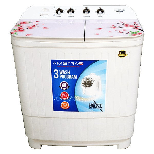 Amstrad AMWS78GN 7.8 Kg Semi Automatic Washing Machine Amstrad
