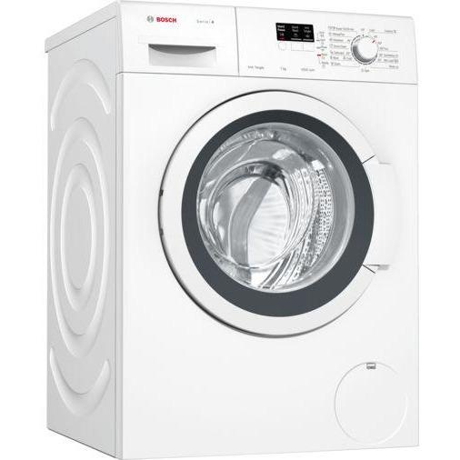 BOSCH Serie | 4 washing machine, front loader 7 kg 1000 rpm WAK2006WIN Bosch