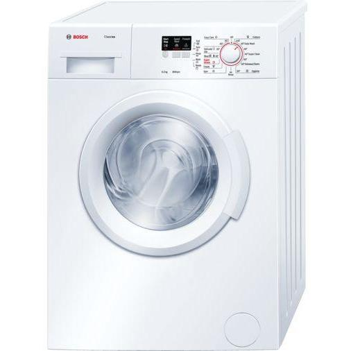 Bosch Serie | 2 washing machine, front loader 6 kg 800 rpm WAB16060IN Bosch