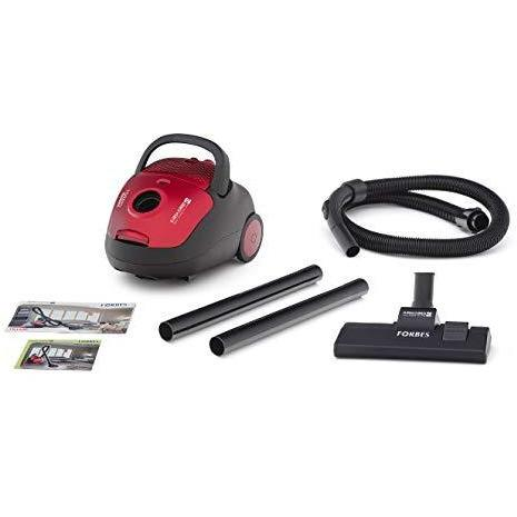 Eureka Forbes Trendy Nano Vacuum Cleaner 1000 watts , Red. Forbes