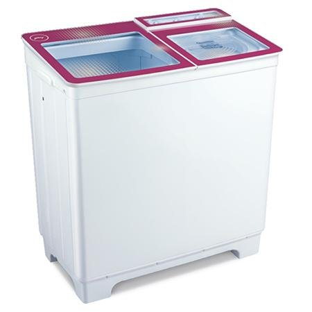 Godrej 8 Kg Semi Automatic Washing Machine - WS 800 PD Rose Sprinkle Godrej