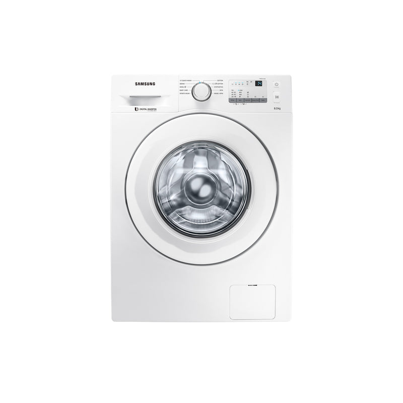 Samsung WW80J3237KW Front Loading with Diamond Drum 8.0Kg Samsung