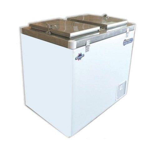 Top Open Door Rockwell FRTK-200 Cart Freezer, Capacity: 200 Ltrs Rockwell