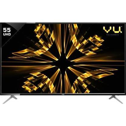 Vu Iconium 140cm (55 inch) Ultra HD (4K) LED Smart TV  (55UH7545) VU