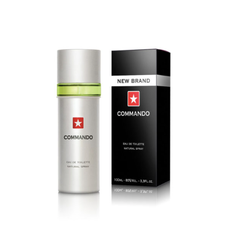 Edt Commando (M) 100 ml Spr.
