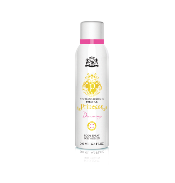 Princess Dreaming (L) Body Spray 200 ml Spr.