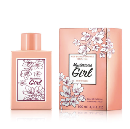 Edp Mysterious Girl (L) 100 ml Spr.