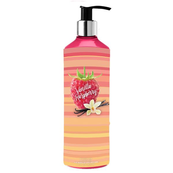 Vanilla Raspberry Shower Gel (L) 800 ml