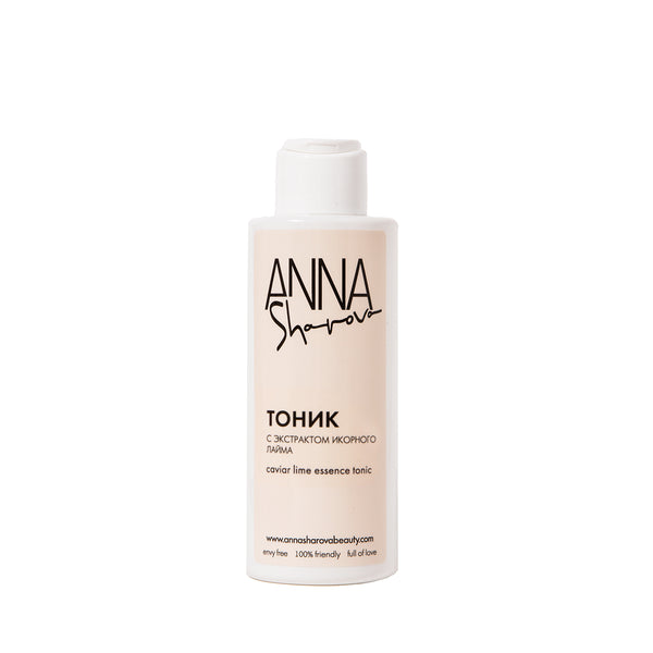 ANNA SHAROVA TONER WITH CAVIAR LIME EXTRACT