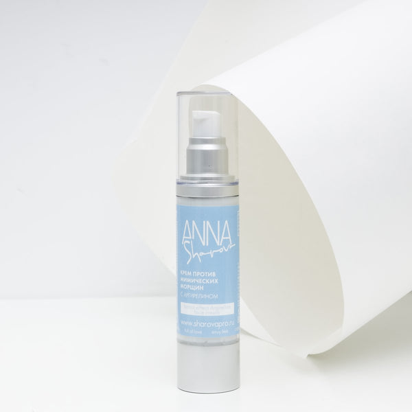 ANNA SHAROVA ANTI-WRINKLE FACIAL LINE CREAM WITH ARGIRELIN