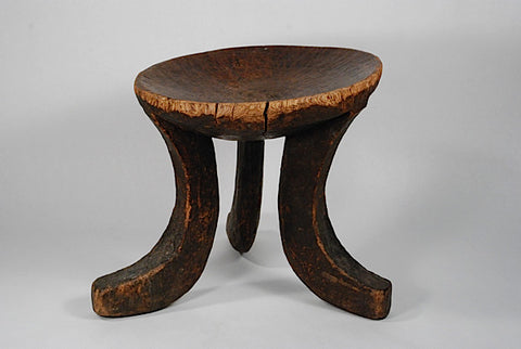 19Th Century Ethiopian Stool
