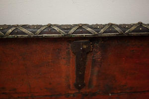 Moroccan Jewish Dowry Chest