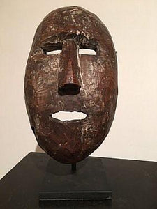 Early Himalayan Mask, Nepal, Classic Form