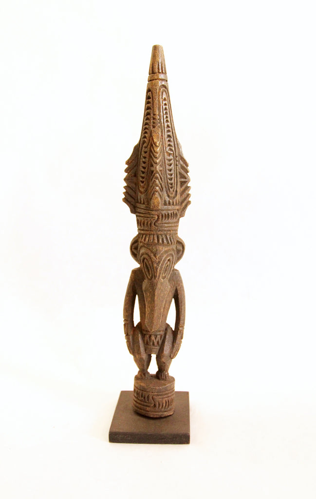 Ramu River Paddle Finial