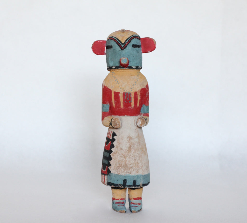 Hopi Kachina Doll, Elegant Painting