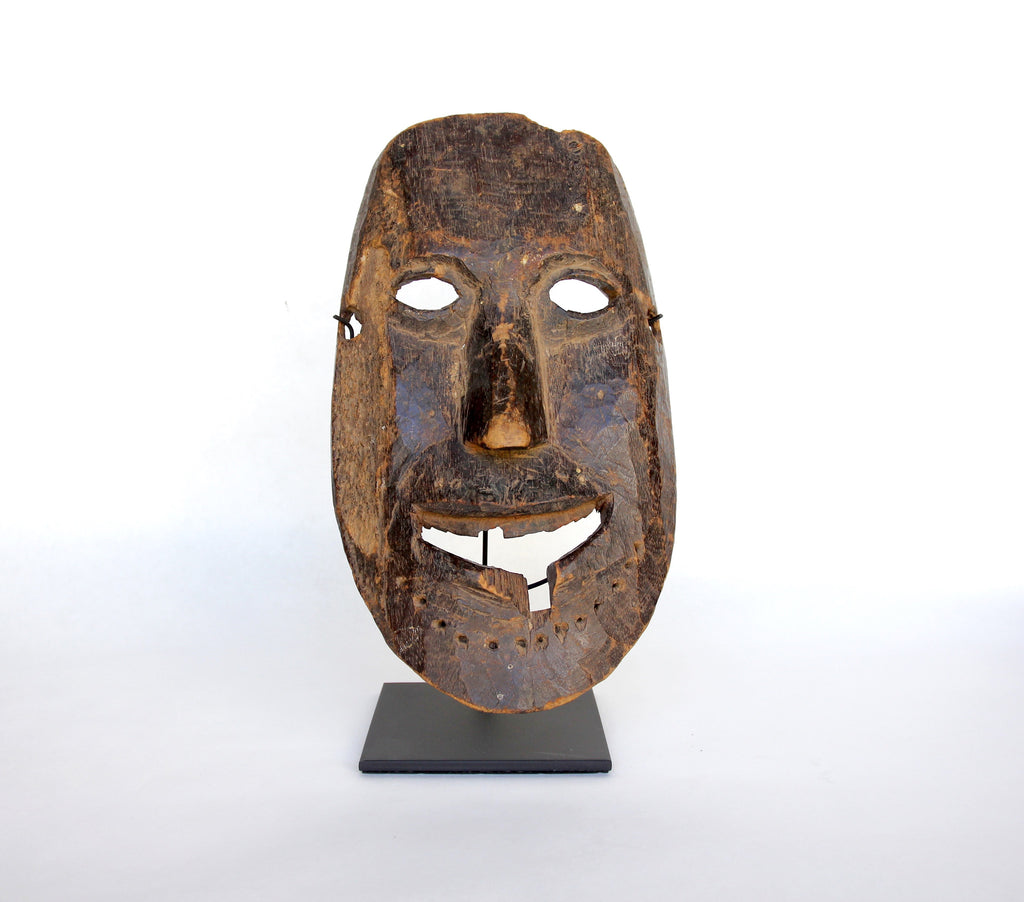 Old Middle Himalayan Mask, Nepal