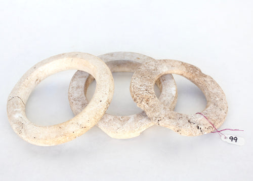 Ancient Shell Bracelets Used as Currency