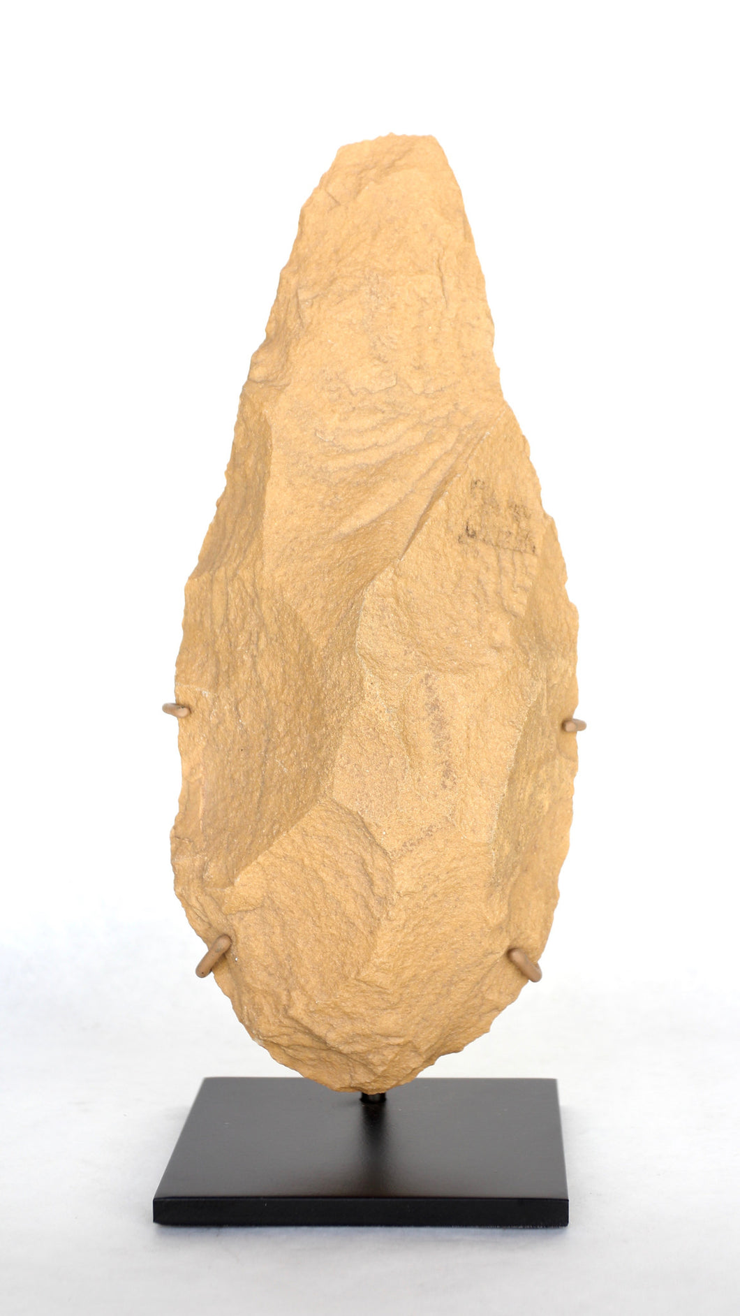 Extremely Large Lower Paleolithic Handaxe, Sahara