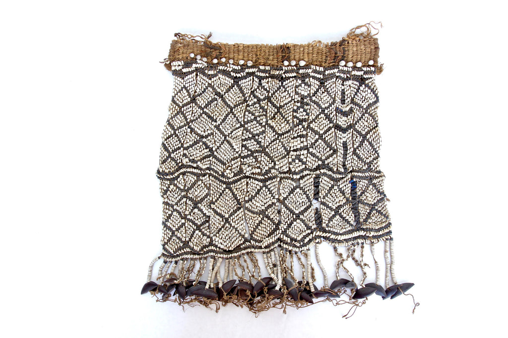 Admiralty Islands Beaded Loincloth