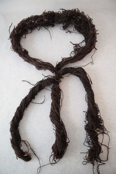 Aboriginal Hair Talisman
