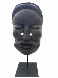 Ibibio Mask available for sale at MB Abram Galleries