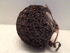 Northwest Coast Indian Gourd Net Float