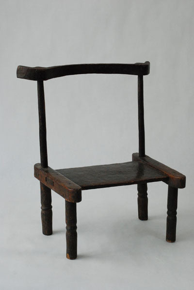 African Baule, Ivory Coast Chair
