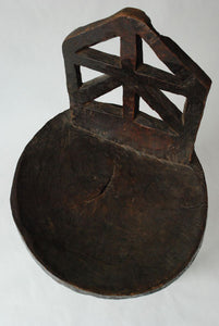 seat of Ethiopian chair